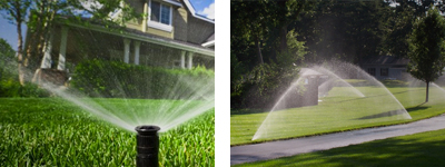 Sprinkler systems by ConcScape Solutions